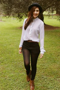 Le Coquelicot: In love with polka dots