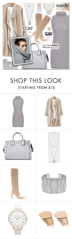 """""""Fall Fashion - Street style -  Yoins 22"""" by anyasdesigns ❤ liked on Polyvore featuring Karl Lagerfeld, MANGO, Gianvito Rossi, Massimo Dutti, Topshop, Christian Dior and NARS Cosmetics"""