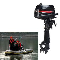 Outboard Engine For Boats Pantaneiro Jet Turbo 6.5hp 4 Stroke The Latest Fashion Kayaking, Canoeing & Rafting