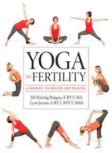 This is the best yoga/fertility book we've come across!