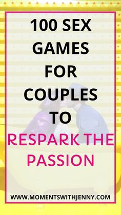 100 sex games for couples to respark the passion. Sexless Marriage, Intimacy In Marriage, Marriage Advice, Relationship Advice, Couples Game Night, Intimacy Issues, Romance Tips, Couple Ideas, Couple Games