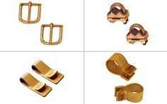 Brass Buckles Brass Clips Brass Clamps #BrassBuckles #BrassClips #BrassClamps Brass Pipe, Brass Buckle, Clip, Cufflinks, It Cast, Copper, Bronze, Accessories, Brass