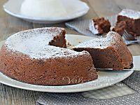 Torta al cioccolato 3 ingredienti ricetta facile