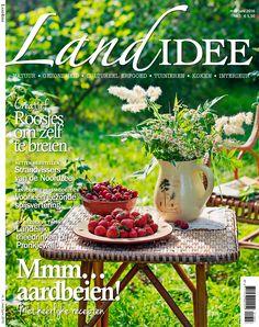 #Cover mei-juni #LandIdee #Magazine #Holland www.landidee.nl