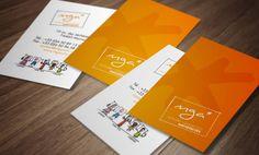 Logo Carte De Visite Site Internet Referencement Banderole Pour MGA Cabinet Darchitecte A Marnaz Waouh Factory