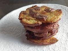 A crispity, crunchity, perfect alternative to latkes