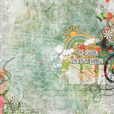 Today I feel Lucky: Created by Jill  http://www.thedigichick.com/shop/Created-By-Jill/