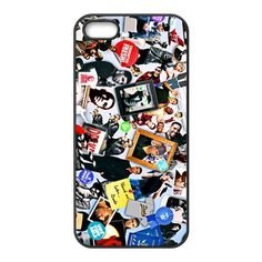 The comfortable hand touch makes it possible to install anywhere and keep your phone from damage. Iphone 55S Case is constructed from high quality & durable polycarbonate plastic that is ultra-thin a...