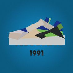 Jack Stocker – The Minimal Sneaker Study Exhibition