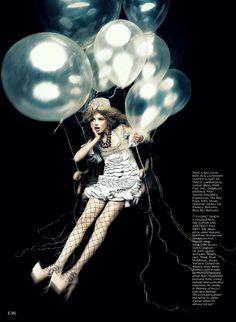 [Flare Magazine: Fantasyland]