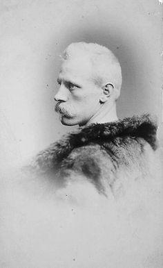 Fridtjof Nansen  1861 – 1930) was a Norwegian explorer, scientist, diplomat, humanitarian and Nobel Peace Prize laureate.