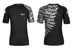 Aerial Assault White (women's) – Raven Fightwear - US