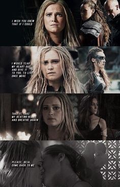 This makes me sad :( rip #lexa your fight is over