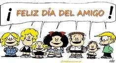Mafalda y sus Amigos frases amistad Frases de Quino