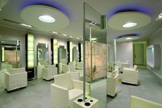 Aldo Coppola - Como - Italy, salone, manufacturer, sales hair style salon furniture