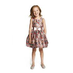 Danielle Fall Floral Dress
