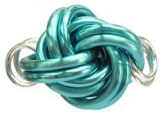 Learn a Weave - Mobius Knot Necklace - Beadsisters