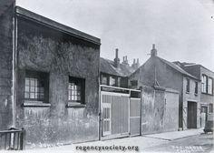 John Street, March 21st 1912