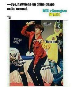 Resultado de imagen para memes de bts en español