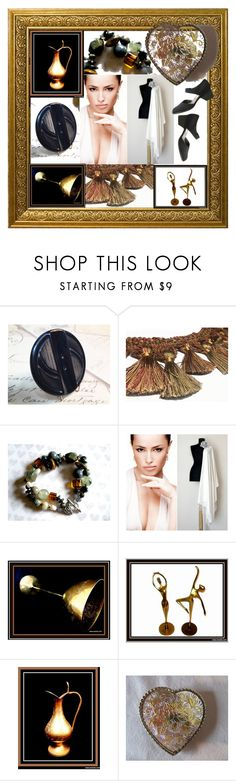 """Shall we dance?"" by mariannemerceria ❤ liked on Polyvore featuring Etienne Aigner, MemberSpotlight and etsyevolution"