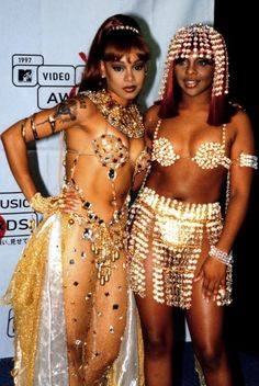 Left Eye & Lil Kim