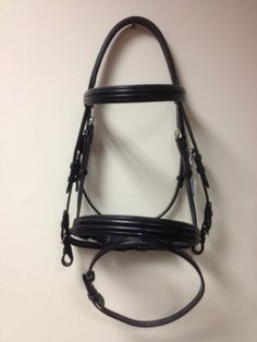Amerigo Vespucci Padded Flash Bridle