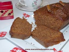 recette du pain d'épices fait maison Biscuits, Banana Bread, Desserts, Food, Truffle, Winter, Crack Crackers, Tailgate Desserts, Cookies
