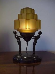 Art Deco Lamp...