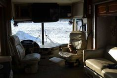 """2005 Used Fleetwood Excursion Class A in Illinois IL.Recreational Vehicle, rv, 2005 Fleetwood Excursion , THIS 2005 FLEETWOOD EXCURSION HAS ALL THE EXTRAS YOU WILL EVER WANT!!! *IN MOTION SAT TV AND UP GRADE SMART TV 42"""" . *NEW KICK BUTT STEREO SYSTEM. *NEW TIRES IN 2015. *KING SIZE MEM FOAM BED. *NEVER DRIVEN IN SNOW / SALT. *ALWAYS KEPT INSIDE DURING THE WINTER AND SUMMER. *WELL MAINTAINED. *ALSO COMES WITH EXTRAS IE TOW BAR FOR FLAT TOW OF A CAR AND BRACKET FOR A JEEP Jk 4 DOOR. *ALL…"""