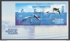 The collectable you are looking for is on Delcampe First Day Covers, Postage Stamps, Arctic, Dolphins, Whale, Whales, Stamps, Common Dolphin, Seal