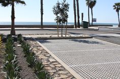 Permeable grass pavers- DRIVABLE GRASS from Soil Retention