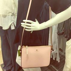 Ballet pink Kate spade bag Ballet pink. kate spade Bags Shoulder Bags