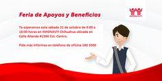 Ofrecerá Infonavit Feria de Apoyos y Beneficios en Chihuahua | El Puntero