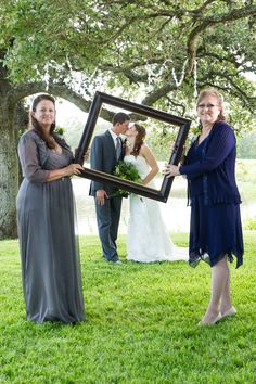 Mothers of the bride and groom! <3