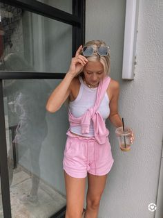 Errands Outfit, Overall Shorts, Overalls, Short Dresses, Comfy, Cute, Travel, Outfits, Shopping