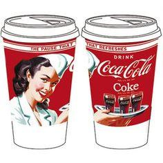 Coca-Cola Diner Cup