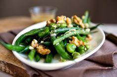Salata s boranijom i orasima