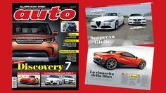 Il nuovo AUTO dal 15 settembre in edicola - Auto.it