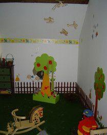 Relooking deco chambre d'enfant