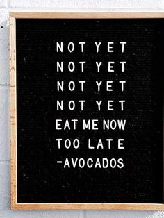 Funny Quotes QUOTATION – Image : Quotes Of the day – Description 30 Hilarious Letterboard Quotes Sharing is Caring – Don't forget to share this quote ! Felt Letter Board, Felt Letters, Felt Boards, Word Board, Quote Board, Message Board, Quotes To Live By, Me Quotes, Funny Quotes