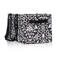 Deluxe Utility Tote in Big Dot   Thirty-One Gifts my goal is to get this for $10:)