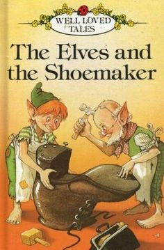 Traditional: A poor shoemaker wakes up in the middle of the night to find a beautiful pair of shoes made. Who could have helped him? Could have it been elves? Randall, R. (2013). The elves and the shoemaker. United Kingdom : Parragon Books ltd.
