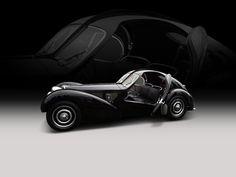 Bugatti Tipo 57 SC Atlantic - 1936 (34 millions dollars)