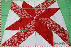*Sew I Quilt*: Block Party where did it come from? -- page doesn't exist, but I like the block and it will be easy to do.
