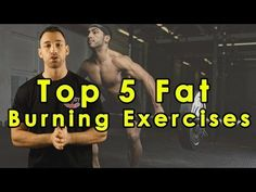 Top 5 Fat Burning Exercises to Lose Belly Fat Fast Best Workout for Weight Loss