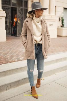 fall outfits for college Outfits 2019 Outfits casual Outfits for moms Outfits for school Outfits for teen girls Outfits for work Outfits with hats Outfits women Winter Mode Outfits, Casual Winter Outfits, Winter Fashion Outfits, Autumn Winter Fashion, Fall Outfits, Cold Weather Outfits, Fashion Spring, Casual Fall, Work Outfits