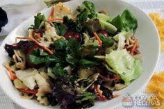 Receita de Salada de macarrão com molho picante em receitas de saladas, veja essa e outras receitas aqui!