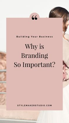 Why is branding important? We look at how a professional brand identity can uplevel your business and increase your income. Personal Branding, Social Media Branding, Branding Your Business, Marca Personal, Business Marketing, Creative Business, Business Tips, Online Business, Employer Branding