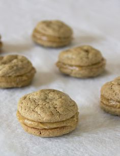 Healthy Peanut Butter Cookies - All About Coconut Sugar