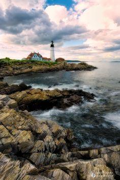 Cape Elizabeth ...- Portland - Maine - USA - by LightHunter